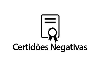 Certidões Negativas